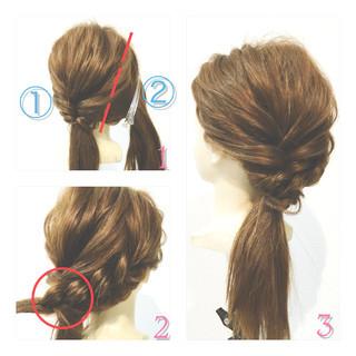 ハーフアップ 夏 ロング 大人かわいい ヘアスタイルや髪型の写真・画像 ヘアスタイルや髪型の写真・画像