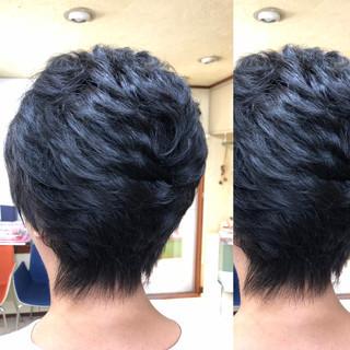 メンズショート デート ショート ストリート ヘアスタイルや髪型の写真・画像