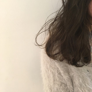 家泉雪さんのヘアスナップ