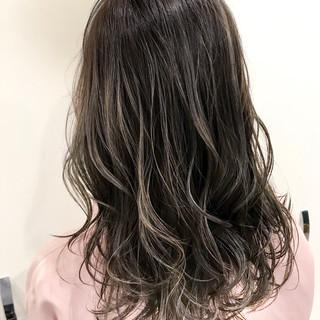 ストリート 外国人風 外国人風カラー グラデーションカラー ヘアスタイルや髪型の写真・画像