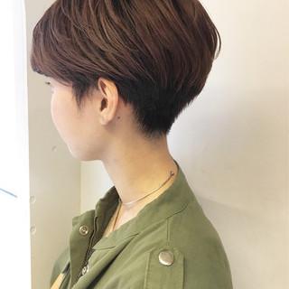 簡単ヘアアレンジ ナチュラル スポーツ オフィス ヘアスタイルや髪型の写真・画像