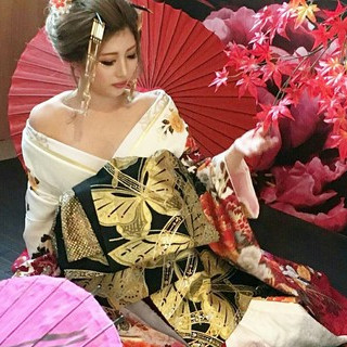 結婚式 上品 エレガント ヘアアレンジ ヘアスタイルや髪型の写真・画像