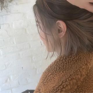 簡単 ナチュラル 透明感 外国人風カラー ヘアスタイルや髪型の写真・画像