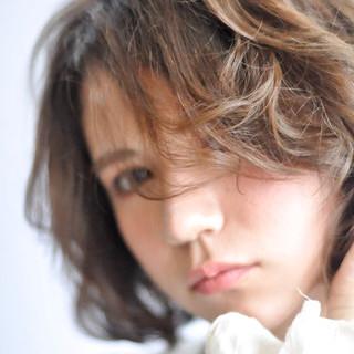 可愛い パーマ  簡単ヘアアレンジ ヘアスタイルや髪型の写真・画像