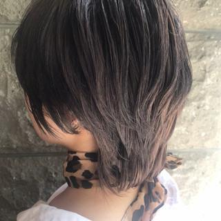 ストリート デート 韓国 オフィス ヘアスタイルや髪型の写真・画像