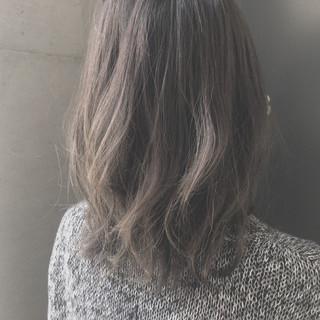ナチュラル 大人女子 透明感 フェミニン ヘアスタイルや髪型の写真・画像