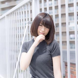 涼しげ ワンカール ヘアアレンジ 夏 ヘアスタイルや髪型の写真・画像
