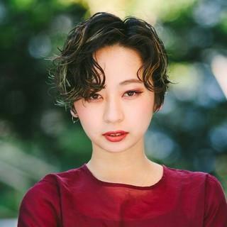 似合わせカット ショート 阿藤俊也 マッシュショート ヘアスタイルや髪型の写真・画像