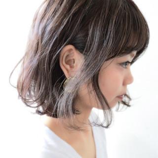 モテ髪 ゆるふわ パーマ ナチュラル ヘアスタイルや髪型の写真・画像