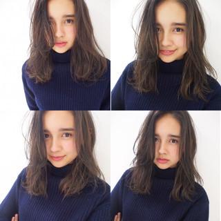 ハイライト 小顔 大人女子 こなれ感 ヘアスタイルや髪型の写真・画像