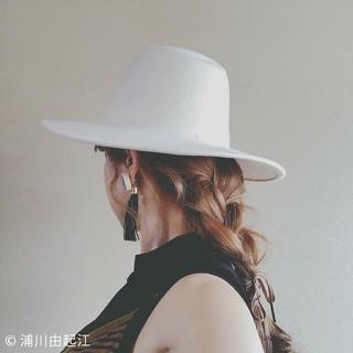 ゆるふわ エフォートレス ロング 女子力 ヘアスタイルや髪型の写真・画像