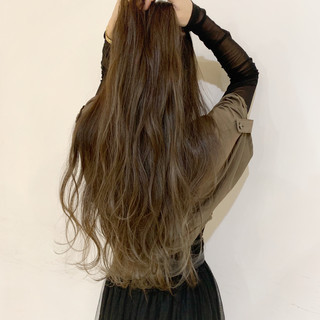 外国人風 外国人風カラー かわいい 透明感 ヘアスタイルや髪型の写真・画像