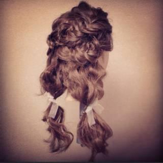 モテ髪 コンサバ 大人かわいい 愛され ヘアスタイルや髪型の写真・画像