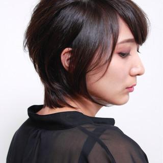 上品 ウルフカット 似合わせ マッシュ ヘアスタイルや髪型の写真・画像 ヘアスタイルや髪型の写真・画像