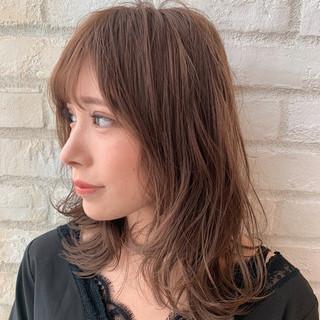 デート アウトドア 簡単ヘアアレンジ パーマ ヘアスタイルや髪型の写真・画像