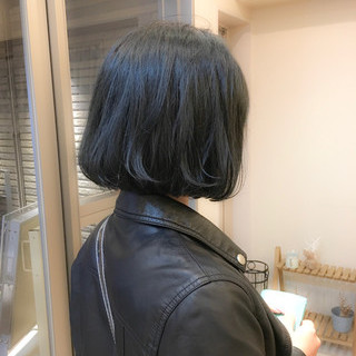 透明感 ナチュラル ヘアアレンジ ボブ ヘアスタイルや髪型の写真・画像 ヘアスタイルや髪型の写真・画像