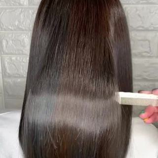髪質改善 黒髪 簡単ヘアアレンジ ロング ヘアスタイルや髪型の写真・画像 ヘアスタイルや髪型の写真・画像