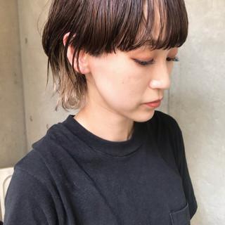 ヘアアレンジ ショート パーマ 簡単ヘアアレンジ ヘアスタイルや髪型の写真・画像