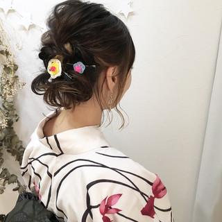 原田あゆみさんのヘアスナップ