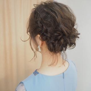 デート 結婚式 ナチュラル ボブ ヘアスタイルや髪型の写真・画像 ヘアスタイルや髪型の写真・画像