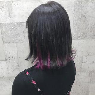 外国人風カラー ハイトーン ダブルカラー ブリーチ ヘアスタイルや髪型の写真・画像