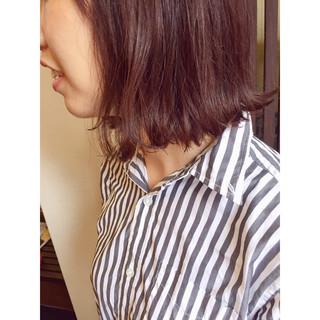 ラベンダー 色気 ラベンダーピンク ピンク ヘアスタイルや髪型の写真・画像