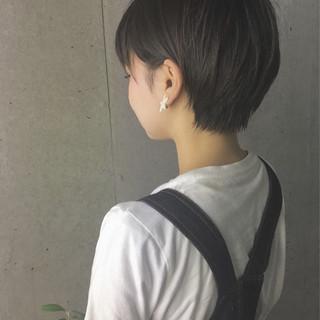 ナチュラル ラフ ストリート 透明感 ヘアスタイルや髪型の写真・画像 ヘアスタイルや髪型の写真・画像