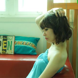 外国人風 アッシュ ゆるふわ かっこいい ヘアスタイルや髪型の写真・画像