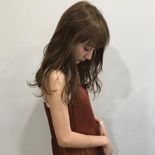 女子会 アンニュイ ミディアム 結婚式 ヘアスタイルや髪型の写真・画像
