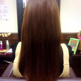 ガーリー 愛され かわいい セミロング ヘアスタイルや髪型の写真・画像