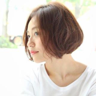 パーマ ゆるふわ 簡単 フェミニン ヘアスタイルや髪型の写真・画像