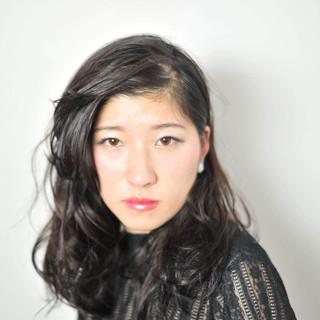 中平健太さんのヘアスナップ