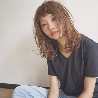 加藤 優希さんのヘアスナップ