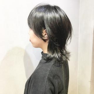 ハンサムショート ナチュラル ショートヘア ショートバング ヘアスタイルや髪型の写真・画像 ヘアスタイルや髪型の写真・画像