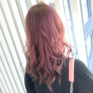 フェミニン N.オイル 圧倒的透明感 ブリーチ ヘアスタイルや髪型の写真・画像