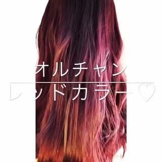 渋谷系 大人かわいい ナチュラル ロング ヘアスタイルや髪型の写真・画像