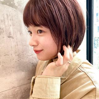 大人かわいい デジタルパーマ ナチュラル アンニュイほつれヘア ヘアスタイルや髪型の写真・画像