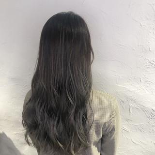 ハイライト 外国人風カラー フェミニン 透明感カラー ヘアスタイルや髪型の写真・画像