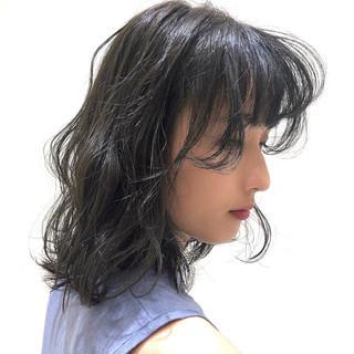 簡単スタイリング ショートボブ ショートヘア ボブ ヘアスタイルや髪型の写真・画像