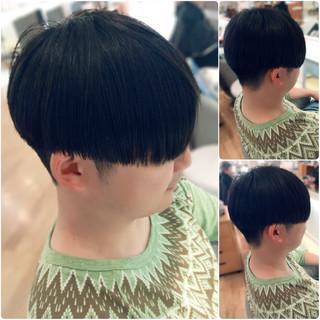 ストリート ショート ボーイッシュ 坊主 ヘアスタイルや髪型の写真・画像