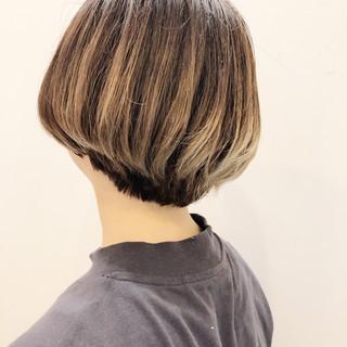 ショート ショートマッシュ マッシュ マッシュヘア ヘアスタイルや髪型の写真・画像