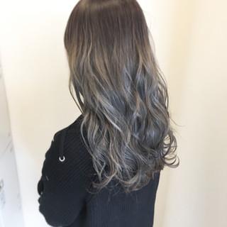 エレガント 透明感 ヘアアレンジ ロング ヘアスタイルや髪型の写真・画像
