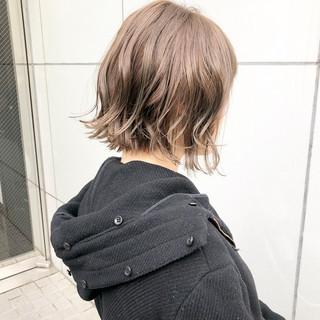 デート ヘアアレンジ ナチュラル オフィス ヘアスタイルや髪型の写真・画像
