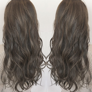こなれ感 外国人風 大人女子 セミロング ヘアスタイルや髪型の写真・画像