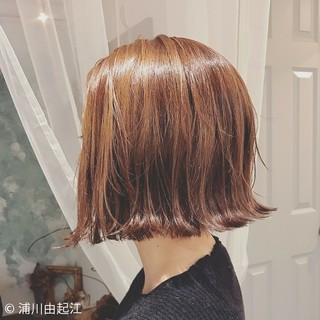モード グラデーションカラー 外ハネ 大人かわいい ヘアスタイルや髪型の写真・画像 ヘアスタイルや髪型の写真・画像