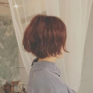 パーマ 色気 外国人風 ナチュラル ヘアスタイルや髪型の写真・画像 ヘアスタイルや髪型の写真・画像