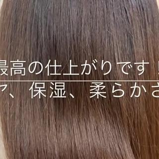 透明感 秋 ロング ナチュラル ヘアスタイルや髪型の写真・画像