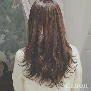 デート こなれ感 エレガント ロング ヘアスタイルや髪型の写真・画像