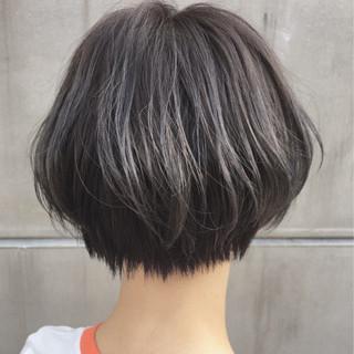 モード ヘアアレンジ 抜け感 前髪あり ヘアスタイルや髪型の写真・画像