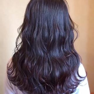 お呼ばれ ロング エレガント 巻き髪 ヘアスタイルや髪型の写真・画像 ヘアスタイルや髪型の写真・画像